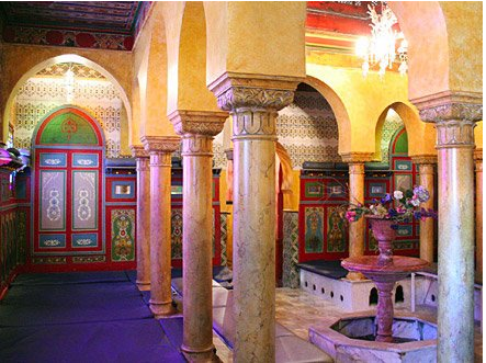 Photo: Hammam de la Grande Mosquée